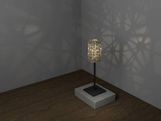 The new cylindrical lamp